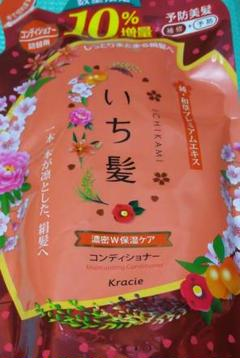 "Thumbnail of ""いち髪 濃密W保湿CD 替 374g"""