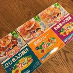 "Thumbnail of ""グリコ1歳からの幼児食6食セット"""