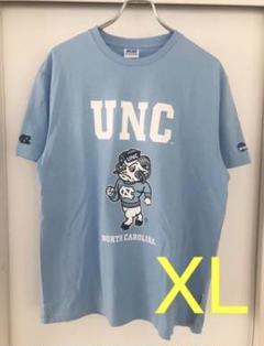 """Thumbnail of """"NCAA  ノースカロライナ大学 カレッジ プリント  半袖  Tシャツ XL"""""""