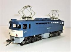 """Thumbnail of """"HOゲージ カツミ模型 ED100形機関車"""""""