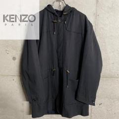 "Thumbnail of ""KENZO ケンゾー ウール フーディー モッズコート 古着"""
