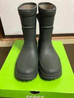 "Thumbnail of ""Crocs rain boots M10, 28 cm"""
