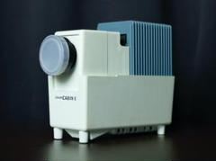 """Thumbnail of """"SLIDE  PROJECTOR  COLOR  CABIN II"""""""