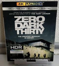 "Thumbnail of ""【日本語なし】ゼロ・ダーク・サーティ 4K UHD&ブルーレイ 北米盤"""