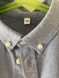"Thumbnail of ""いっしんこさん専用)無印良品 ボーイズ シャツ 140cm"""