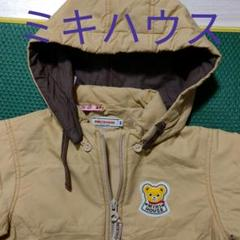 "Thumbnail of ""専用ページ★美品ミキハウス(ᵒ̴̷͈ᗨᵒ̴̶̷͈ )✧80cm刺繍ジャンパー"""