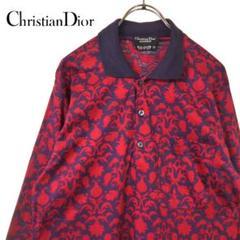 "Thumbnail of ""《入手困難》イタリア製 90's Christian Dior 総柄シャツ"""