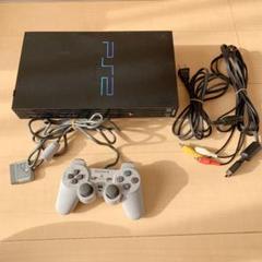 "Thumbnail of ""値下げ‼️SONY PlayStation2 SCPH-30000 中古品"""