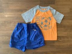 """Thumbnail of """"【新品・未使用】Baby Gap/Tシャツ/ラグランT/80cm/オレンジ"""""""