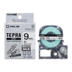 "Thumbnail of ""★新品未使用★KINGJIM TEPRA(テプラ)9mm テープ 2本セット"""