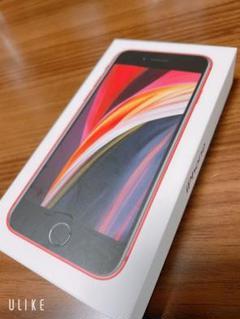"Thumbnail of ""【本日限定値下げ!】iPhoneSE第2世代 レッド64GB SIMフリー"""