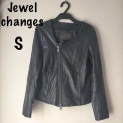 "Thumbnail of ""Jewel changes ライダースジャケット ブラック サイズ 36 S"""