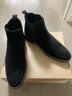 "Thumbnail of ""サイドゴアブーツ チェルシーブーツ メンズ スウェード 靴"""