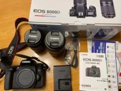 "Thumbnail of ""Canon EOS 8000D(W) ボディ、レンズセット"""