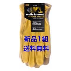 """Thumbnail of """"ウェルズ ラモント wells lamont レザーグローブ 本革  1組"""""""