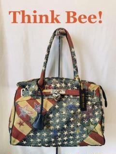 "Thumbnail of ""【美品】◎定3万  Think Bee!  フリーダムバッグ  星条旗柄"""