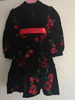"""Thumbnail of """"ベルベットのドレス、カチューシャ"""""""