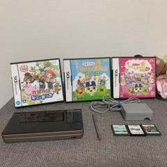 "Thumbnail of ""Nintendo DS i LL black カセットまとめ売り"""