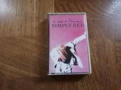 """Thumbnail of """"Simply Red A New Flame カセットテープ"""""""
