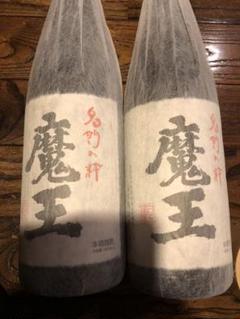 """Thumbnail of """"焼酎 魔王 1800ml 2本"""""""
