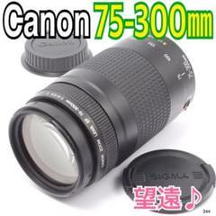 "Thumbnail of ""キヤノン Canon EF 75-300mm F4-5.6 II"""