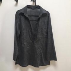 """Thumbnail of """"グレーのシャツ 長袖 Mサイズ"""""""