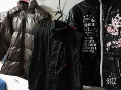 """Thumbnail of """"男の子150cm160cmあったかコートジャケットベスト3点セット"""""""