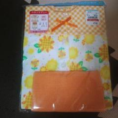 """Thumbnail of """"ひまわり柄 半袖パジャマ 95 新品 西松屋"""""""