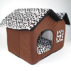 """Thumbnail of """"ファッションドット子犬犬ホーム睡眠ハウス用大型犬のベッドでマットペット用品猫の"""""""