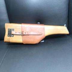 """Thumbnail of """"モーゼル C96 M712 ストックホルスター 木製 ホルスター Mauser"""""""