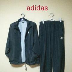 "Thumbnail of ""【Lサイズ】adidas(アディダス)ジャージ 黒 ブラック"""