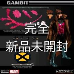 "Thumbnail of ""【完全新品未開封】MEZCO メズコ ワン12  ガンビット X-MEN"""