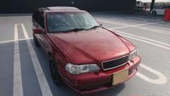 "Thumbnail of ""ボルボ 1999  V70R 1ナンバー 部品取り車"""