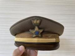 "Thumbnail of ""イタリア陸軍 将校 帽子 正規品 未使用 紅の豚"""