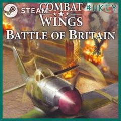 """Thumbnail of """"Steam☆Combat Wings: Battle of Britain"""""""