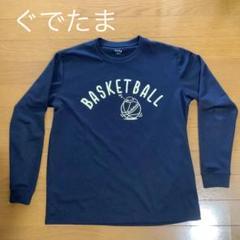 "Thumbnail of ""ぐでたま バスケットボール ロンT 147〜153cm  SS"""