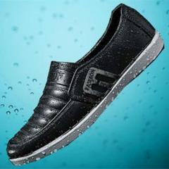 """Thumbnail of """"ファッション的な男性の水靴は夏は磨けます。"""""""