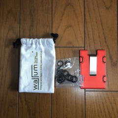 """Thumbnail of """"WALLUM the new simple wallet マネークリップ"""""""