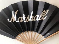 """Thumbnail of """"Marshall マーシャル 扇子"""""""