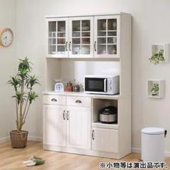 """Thumbnail of """"さち様専用キッチンボード 食器棚 白家具"""""""