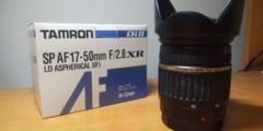 "Thumbnail of ""TAMRON SP AF17-50F2.8XR (A16E)"""