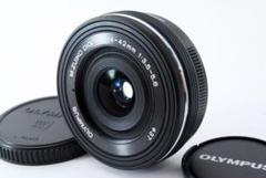 "Thumbnail of ""OLYMPUS 標準レンズ M.ZUIKO14-42mmEZ ブラック"""
