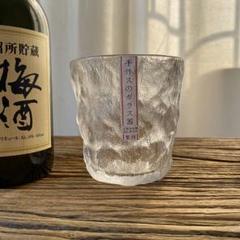 """Thumbnail of """"新品 氷河のグラス ウイスキーグラス クリア 清涼やかな焼酎グラス"""""""