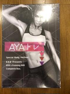 "Thumbnail of ""AYAトレ DVD"""
