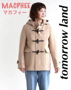 "Thumbnail of ""【美品】 MACPHEE TOMORROWLAND ウールメントンダッフルコート"""