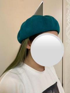 """Thumbnail of """"★ベレー帽★春夏用★メッシュ★サファイヤカラー★"""""""