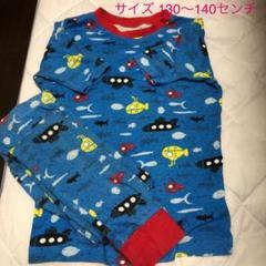 "Thumbnail of ""カークランド パジャマ上下セット(半袖) 魚 男の子 キッズ サイズ10"""