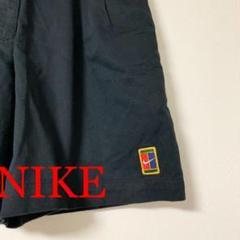 "Thumbnail of ""NIKE 銀タグハーフパンツ 90年代 刺繍 ワンポイント"""