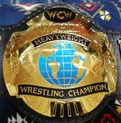 "Thumbnail of ""WCW世界ヘビー級チャンピオンベルト(ベイダーモデル)"""