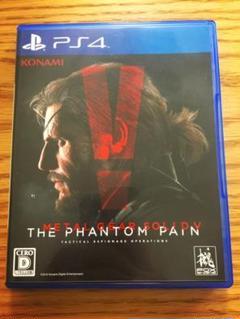 "Thumbnail of ""METAL GEAR SOLID V:THE PHANTOM PAIN 通常版"""
